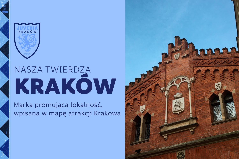 Juvenia Kraków rebranding Kuba Malicki